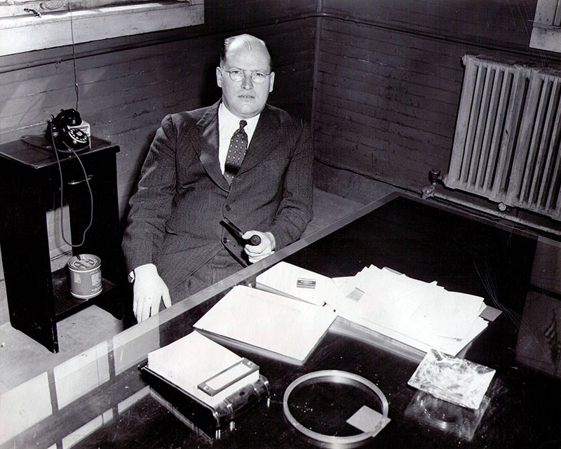 Founder Howard Nye