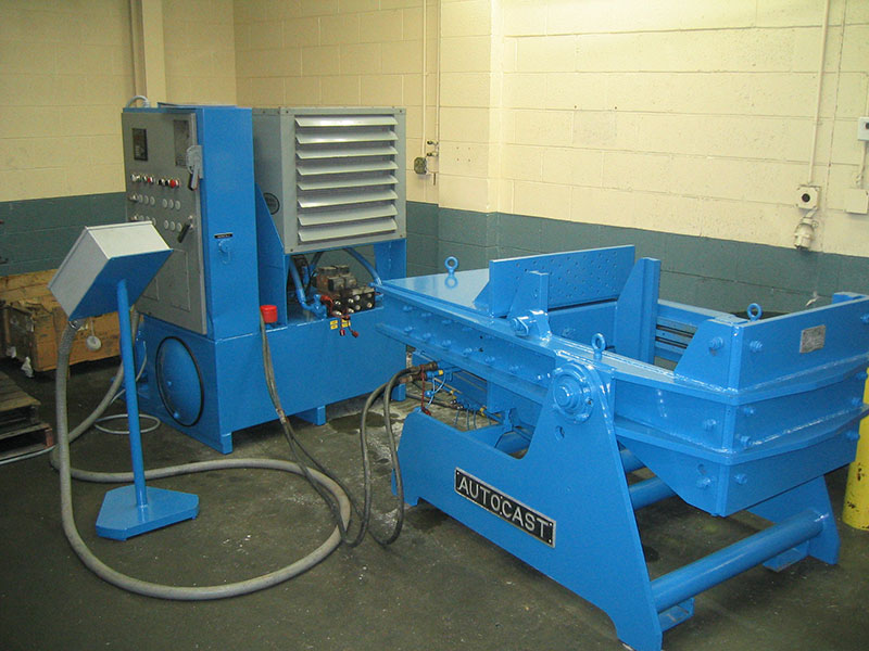 Permanent Mold Machine